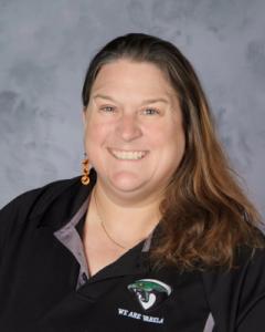 Activities Director Mrs. Gamble